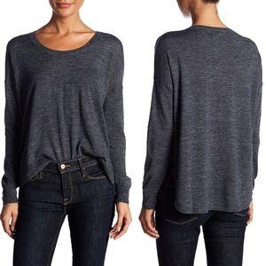 Madewell 100% Merino Wool Long Sleeve Pullover